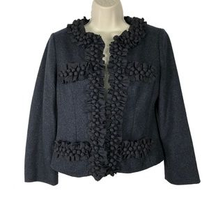 J. Crew Factory Astrid Jacket Wool Blazer XS